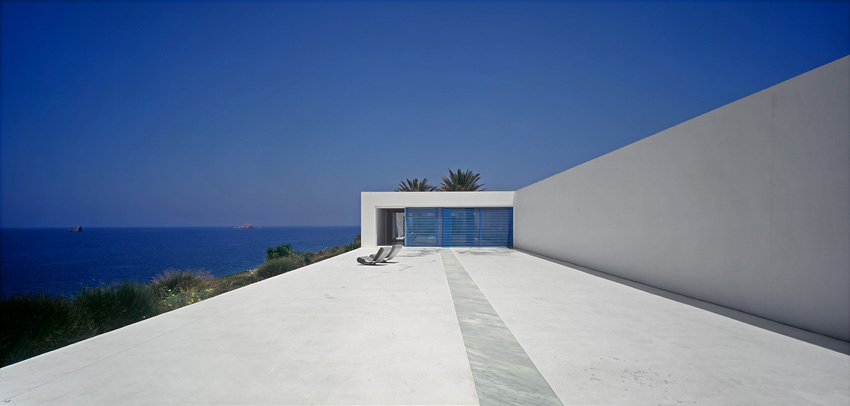 Private House in Aegean, Greece
